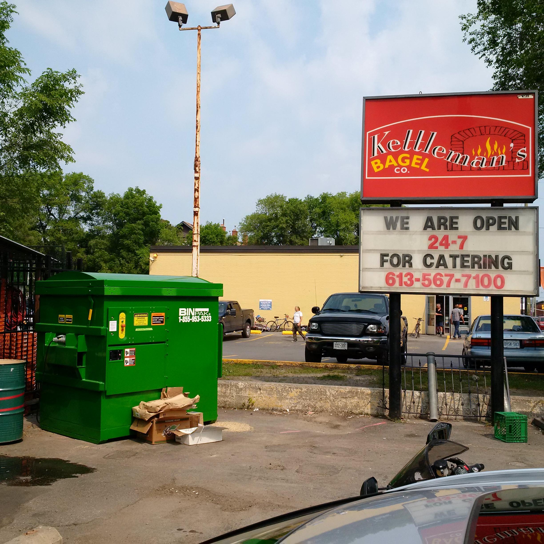 Kettleman's Bagel Co. – Ottawa