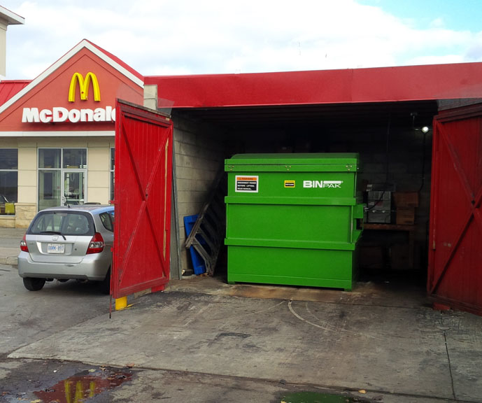 McDonald's Pickering