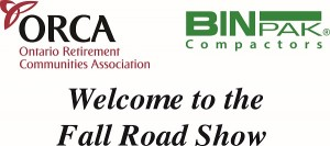 Fall Road Show Sign (resized)
