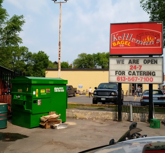 Kettleman's Bagel Company – Ottawa