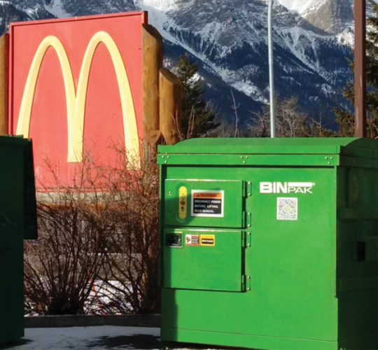 McDonald's Canmore