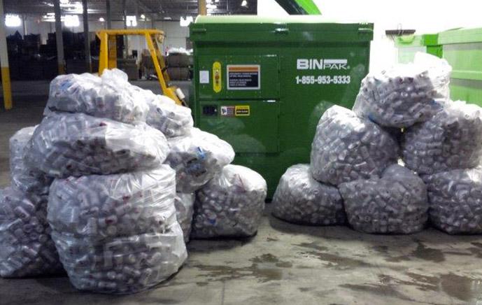 10200 Aluminum cans