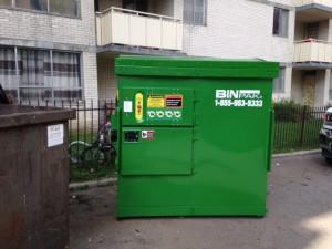 Bin #154 - 320 Dixon Rd Condo