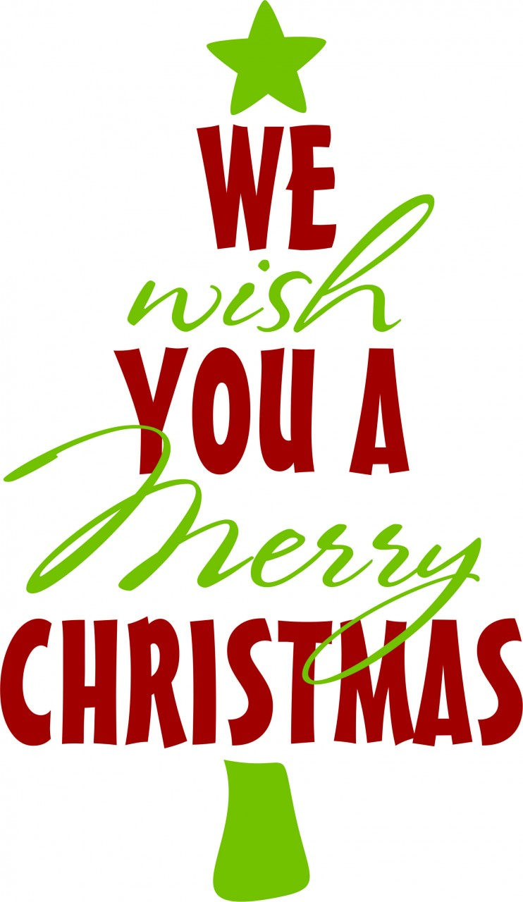 Merry Christmas Clip Art.Merry Christmas From All Of Us Cheslow Achievement Group